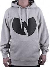 Wu-Wear Big Symbol Hoody Grey HOODIE Wu-Tang Clan Wu Tang Sweater Uomo Men