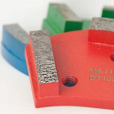 M8 Diamond Grinding Shoe Diamond Grinding Disk Grinder F. Floor Sanding Machine