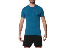 Men's Asics Elite Short Sleeve Seamless Top Training T-Shirt Running
