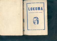 LOKOMA - Guillemette Marrier / Les Lettres Francaises