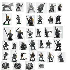 Classic PROGRAMMATION ORIENTÉE OBJET Fantasy Miniatures Metal Various Marques