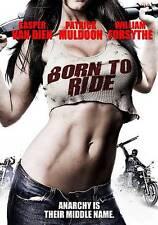 Born to Ride (DVD, 2011) Casper Van Dien, Patrick Muldoon  BRAND NEW
