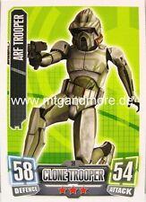 Arf Trooper #039 - Force Attax Serie 2