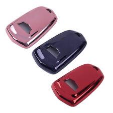 Schlüssel Funkschlüssel Hülle Etui Schutzhülle Cover Türkis für Cadillac ELR