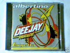 CD DEEJAY PARADE VOL. 4 DATURA ICE MC MOLELLA ALADINO