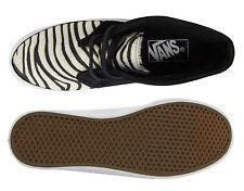 8d51065b89 Vans Skate Shoes Midtop Chukka Slim - Black Suede Zebra - Womens Sizes -  BNIB