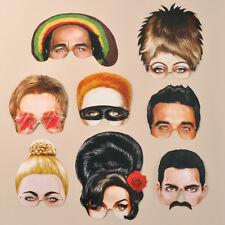 Musical, Twentieth Century Icons Mamelok masks, Madonna, masquerade, flat rate