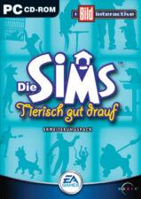 Die Sims: Tierisch gut drauf  erweiterungspack  (PC, 2002, DVD-Box)
