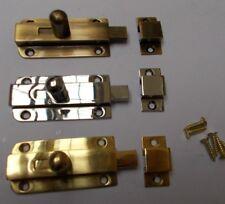 vintage petit bouton verrou - style rétro porte placard coulissant