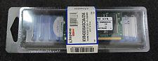 KINGSTON kvr400x64sc3a256 (256 MB, RAM DDR, 400 MHz, DIMM OS a 200 pin)