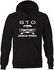 Sweatshirt -Pontiac GTO Goat American ThunderGrill RacingMuscle Car