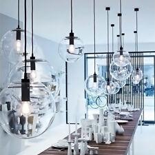 Bar Lamp Kitchen Modern Pendant Light Glass Pendant Lighting Home Ceiling Light