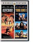 American Outlaws/Young Guns 2: Scott Caan, Colin Farrell, Emilio Estevez DVD NEW