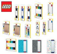 Oficial Lego Premium Papelería Oficina de Trabajo Escolar Para Armar Ladrillos Juguete Regalo