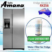 Amana RX256 Premium Maytag Fridge Replacement Water Filter Cartridge UKF8001