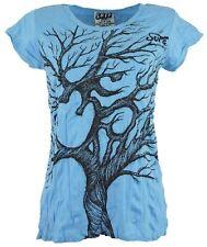 Sure T-Shirt Om - Tree - hellblau