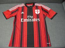 Original Adidas AC Milan Mailand Fußball Trikot Offizielle Serie A