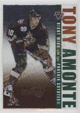 2002-03 Pacific Vanguard Limited #76 Tony Amonte Phoenix Coyotes Hockey Card