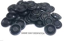 """PLASTIC & BRASS 858 BLACK BALL VALVE DIAPHRAGM WASHER 1 1/4"""" 10 or MORE MULTIBUY"""