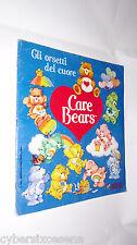 GLI ORSETTI del CUORE care bears , album figurine panini 1986