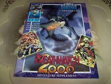 Excel Marketing: Heroes & Heronies - DEATHWATCH 2000