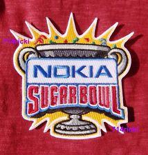 Nokia Sugar Bowl Patch Auburn LSU Georgia Florida State Ohio State Illinois