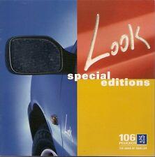 Peugeot 106 look édition limitée 1997-98 uk market sales brochure + 2 1.1 1.5D