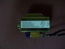 TWO 50 SIMPLE REACTANCE BALLAST IG 130P 0.3 AMP120VACPL13 PLC13 LAMP FREE SHIP