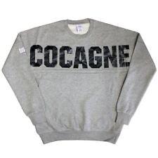 Crooks & Castles Coca Dolman Sweatshirt Heather Grey