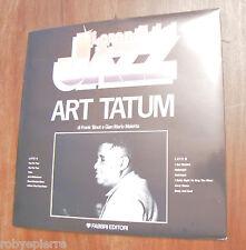 33 giri vinile LP NUOVO I grandi del jazz fabbri editori ART TATUM GDJ 56 1979