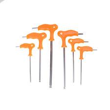 T handle allen hex key wrench spanner hand tool 3~8mm Best PSK