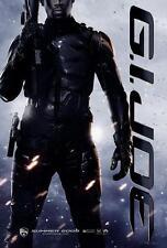 G.I. JOE - 27x40 D/S Original Movie Poster One Sheet MINT Marlon Wayans 2009