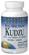 Planetary Herbals Kudzu  Full Spectrum 750 mg 240 Tablet 240 tab