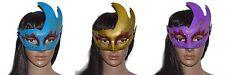 Augenmaske Venezianische Ballmaske Partymaske Maske Disco Fasching Karneval Ball