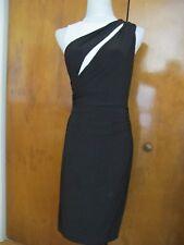 Lauren Ralph Lauren women's black white dress New