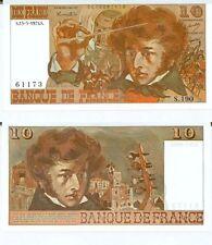 GERTBROLEN  10 FRANCS ( BERLIOZ  ) du 15-5-1977  S.190  Billet N° 0474261173
