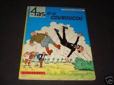 Les 4 As Et le Couroucou ed Originale