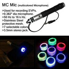 MC Mic MC EMF, EVP Microphone, Electromagnetic Frequency Microphone/Speaker