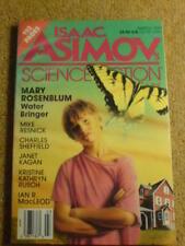 ASIMOV'S (SCI-FI) - MARY ROSENBLUM - March 1991