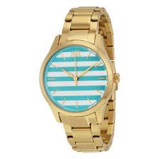 A|X Armani Exchange Women's Gold-Tone Stainless Steel Bracelet Watch 36mm AX5233
