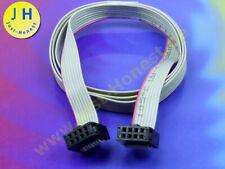 IDC Verbindungskabel 8 polig/way Flachbandkabel Kabel Cable Ribbon Länge wählbar