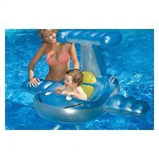 NEW Swimline Puddle Jumper Sunshade Baby Seat 90185 BLUE PINK Swim Floaties