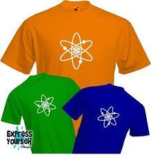 Atom-Big Bang Theory-Sheldon Cooper nuclear física Cuántica-Calidad-Nuevo