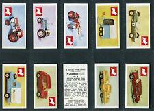 LIAM DEVLIN - CORGI TOYS - TRADE CARDS - PICK YOUR CARD