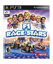 F1 Race Stars (Sony PlayStation 3, 2012)