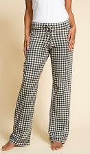 Boob Maternità Pigiama Pantaloni-bianco e nero-gravidanza pantaloni di sonno