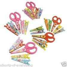 Disney ciseaux set enfants 5 différentes variables lames minnie princesse etc