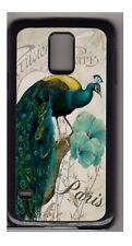 Peacock Art Nouveau Paris Samsung Galaxy/Note Case or wallet
