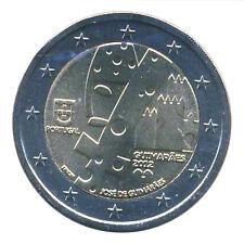 Portugal 2012 - 2 Euro Commem - Guimaraes European Capital of Culture (UNC)
