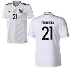 Trikot Adidas DFB 2017 Home Confed Cup - Gündogan [128 bis 3XL] Deutschland